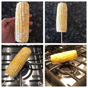 Beach style corn