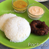 raw rice idli, pacharisi idli