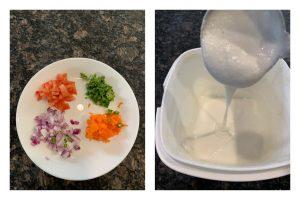5 taste uthappam