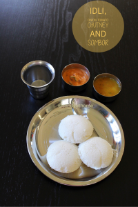 idli, sambar, breakfast