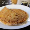 Aloo paratha, Masala chai, Indian breakfast