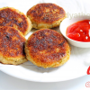 Vegetable patties, Veg cutlet recipe