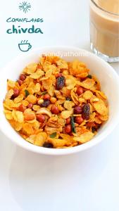 Cornflakes mixture, Cornflakes chivda