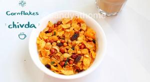 Cornflakes mixture recipe, mixture