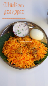 easy chicken biryani, biryani recipe