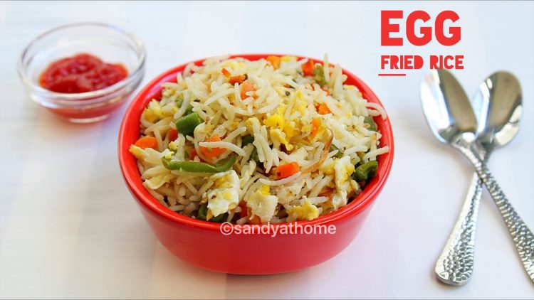 indian style fried rice