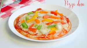 dosa pizza