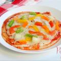 pizza dosa recipe
