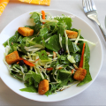 salad with vinaigrette recipe