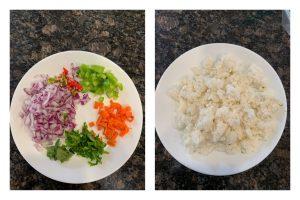 vegetable idli upma