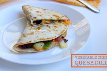 cheese quesadilla recipe