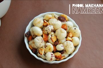 phool makhana namkeen recipe