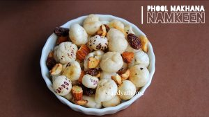 phool makhana snacks