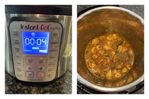 instant pot pepper chicken