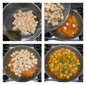 soya chunk fry