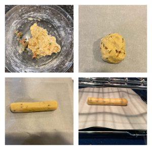 holiday biscotti