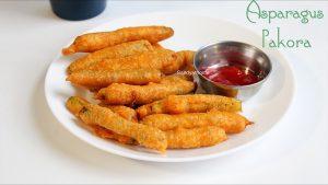 asparagus bajji recipe