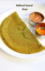 brahmi leaves dosa
