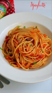indian style spaghetti