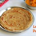 how to make lachha paratha