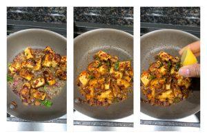 paneer pepper masala