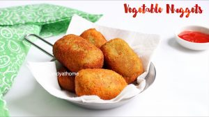 veg nuggets recipe