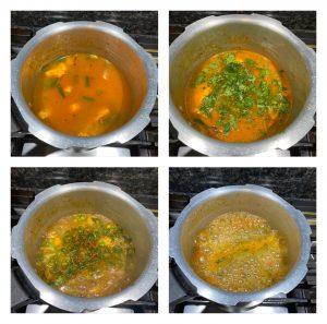 achari vegetable pulao