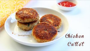 how make chicken cutlet
