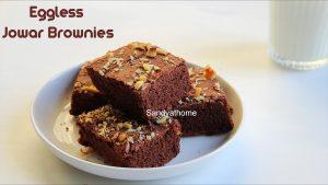 sorghum brownie recipe