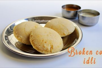broken corn idli
