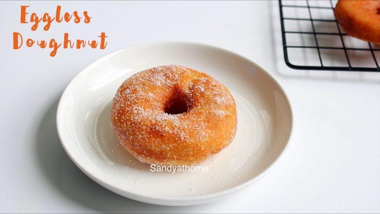 eggless donuts