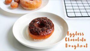 eggless doughnut recipe