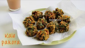 kale fritters recipe