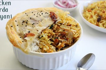 chicken parda biryani