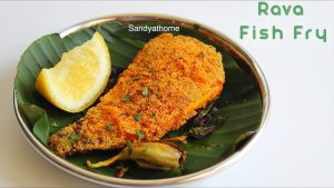 rava fish fry recipe