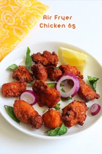 chicken 65 in air fryer