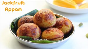 jackfruit appam