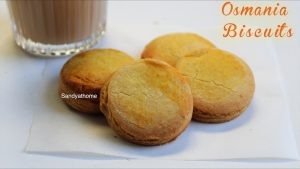 osmania biscuit