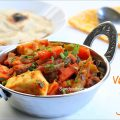vegetable paneer jalfrezi recipe