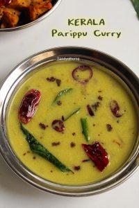 cherupayar parippu curry