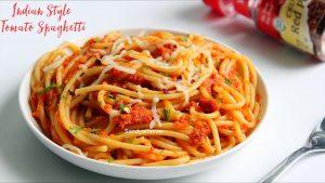 desi spaghetti recipe