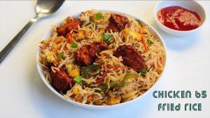 chicken 65 fried rice recipe
