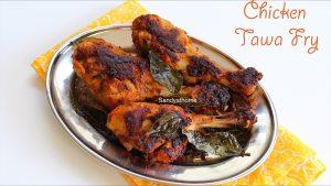 chicken tawa fry