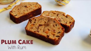 christmas plum cake recipe