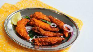 nethili fish fry