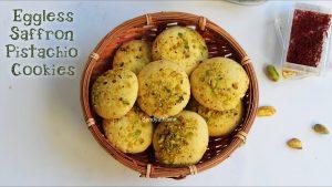saffron cookies
