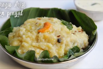 varagu arisi pongal recipe