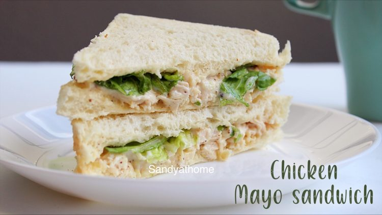 chicken mayo sandwich recipe