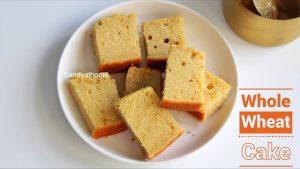 wheat cake recipe