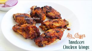 air fryer tandoori chicken wings recipe